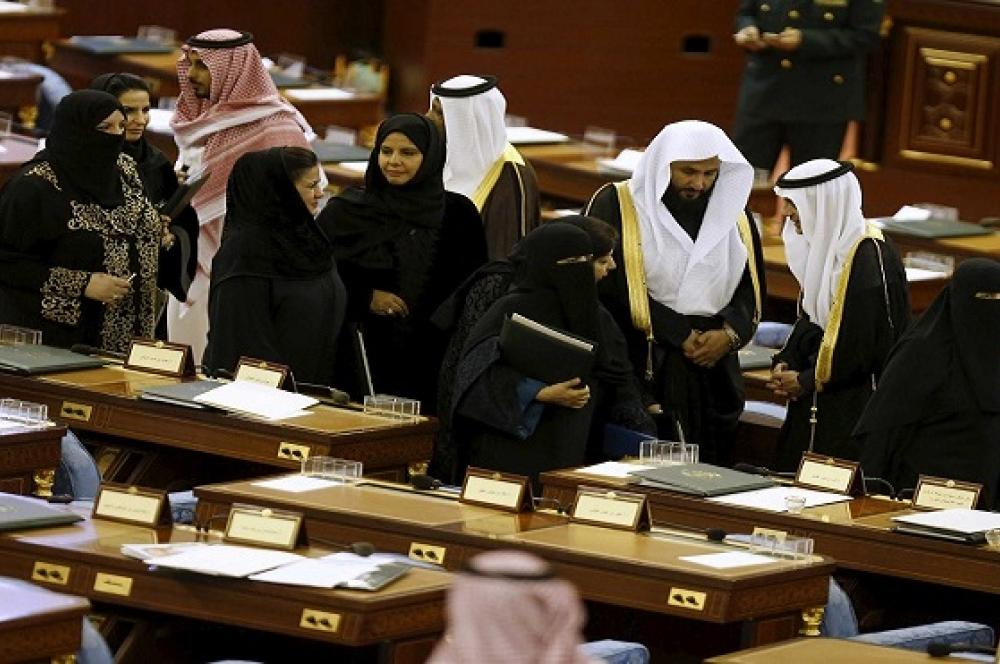 Is Saudi Arabia going to have its first female minister soon?